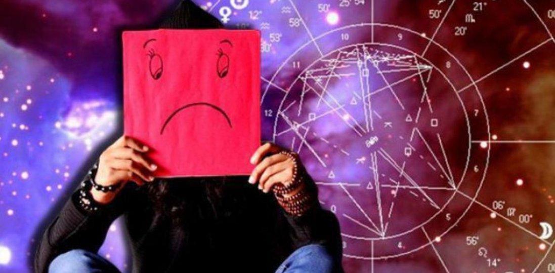 Яким знакам Зодіаку загрожує депресія