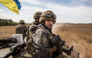 На Донбасі бойовики тричі відкривали вогонь:  поранений український військовий