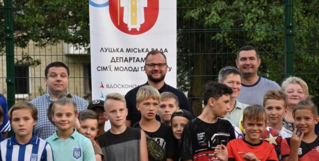 Луцьк спортивний: де у місті облаштували та відремонтували  майданчики, стадіони, спортивні школи