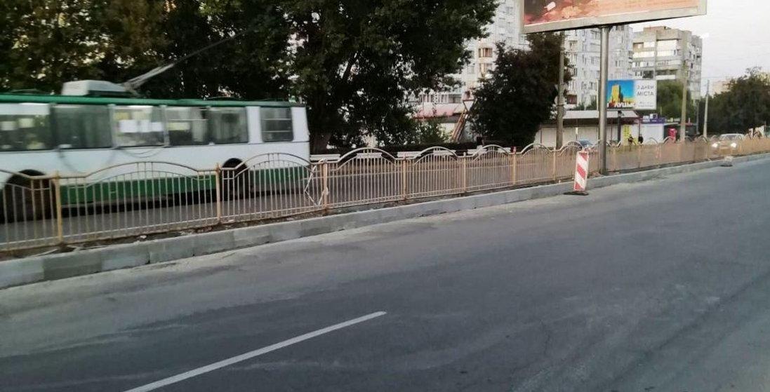 Чому в Луцьку ремонтують дорогу на Соборності