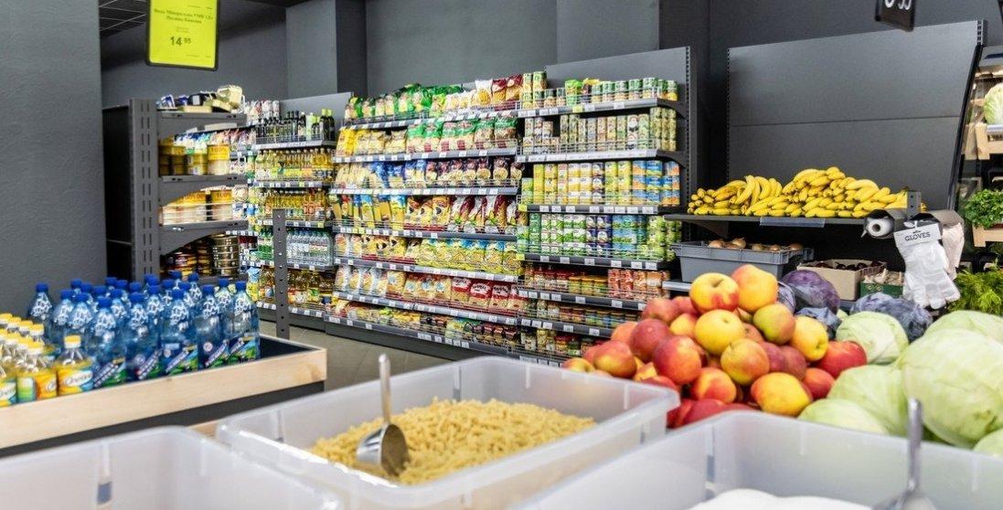 Супермаркетам у Луцьку дозволили не фасувати овочі та фрукти