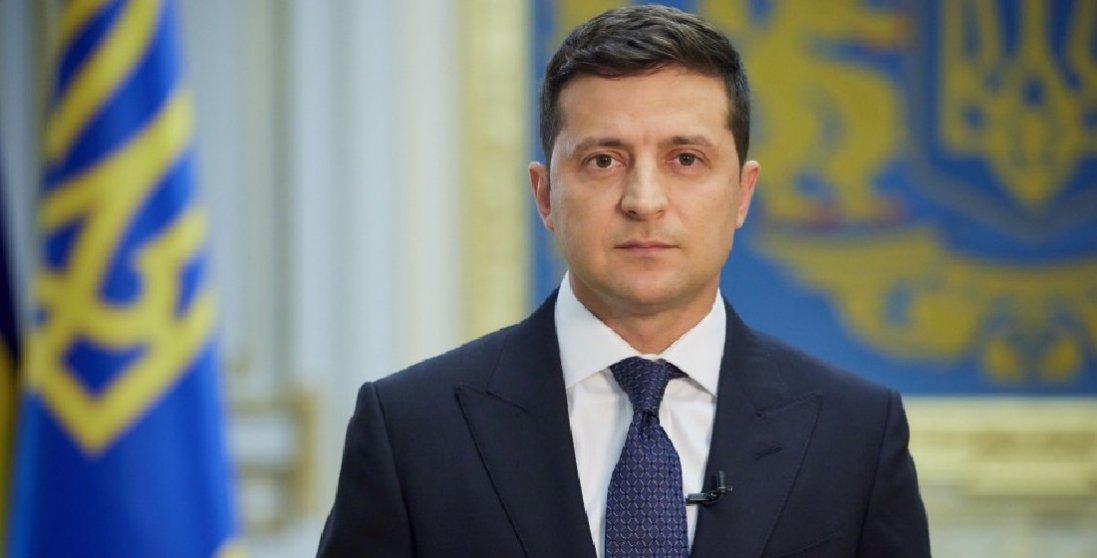 Зеленський запевнив, що в наступному році в Україні будуть реставрувати замки