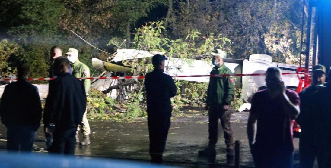 Авіакатастрофа під Харковом: останні офіційні дані