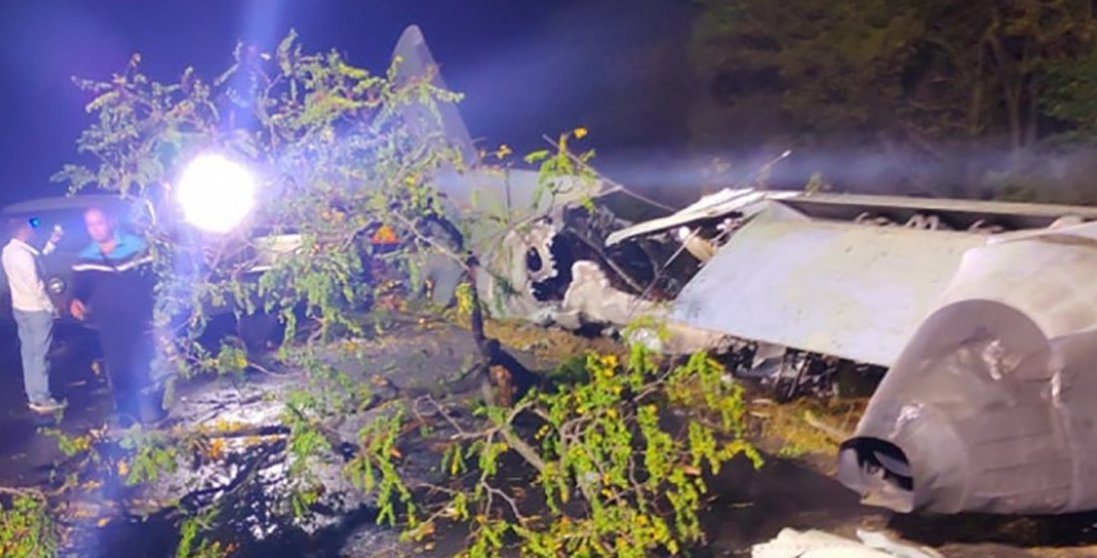 У Міноборони назвали попередню причину катастрофи АН-26