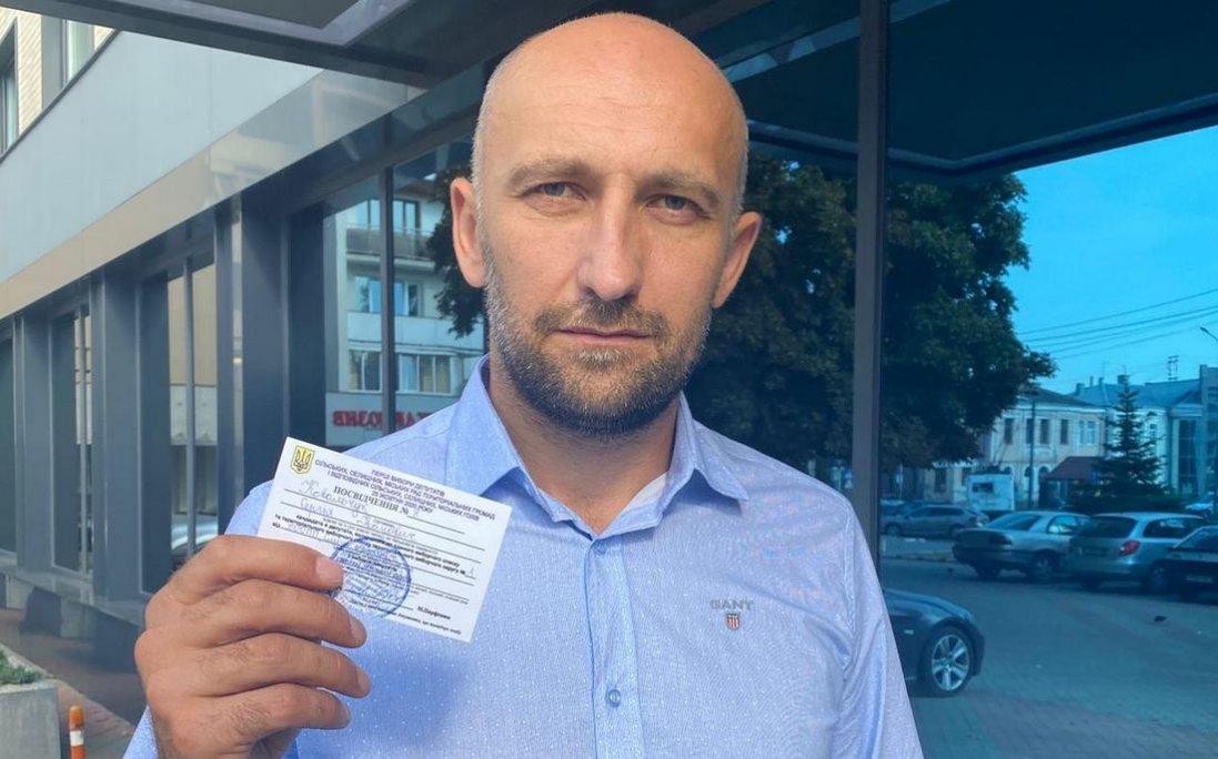 «Йду, щоб завершити почате»: депутат Заборольської громади Сергій Ковальчук балотується в Луцьку міську раду