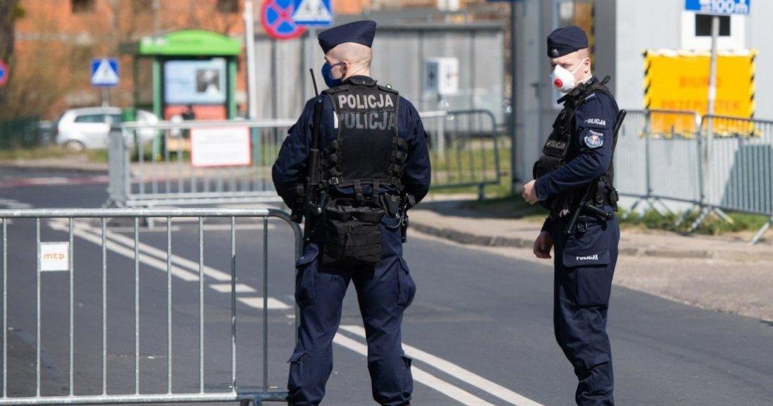 У Польщі п'яний українець хотів підкупити поліцейського