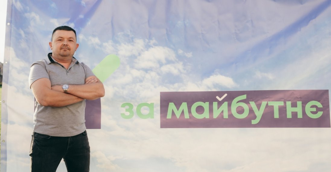 Віктор Барчук: «Я хочу почути кожну людину і бути представником кожного зі своїх виборців!»