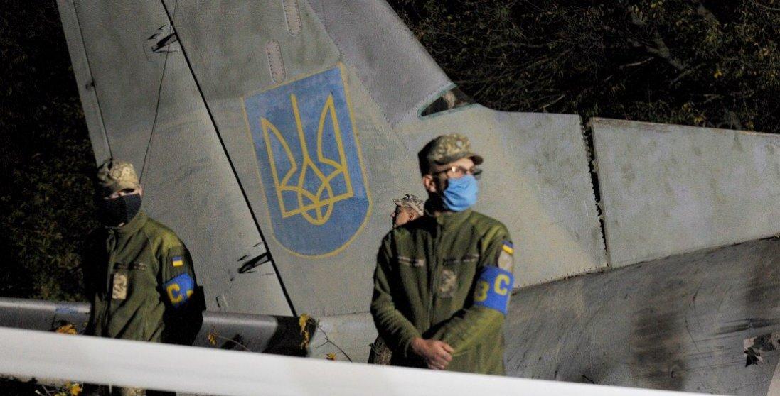 Авіакатастрофа під Харковом: ДБР спростувала інформацію про несправність двигуна