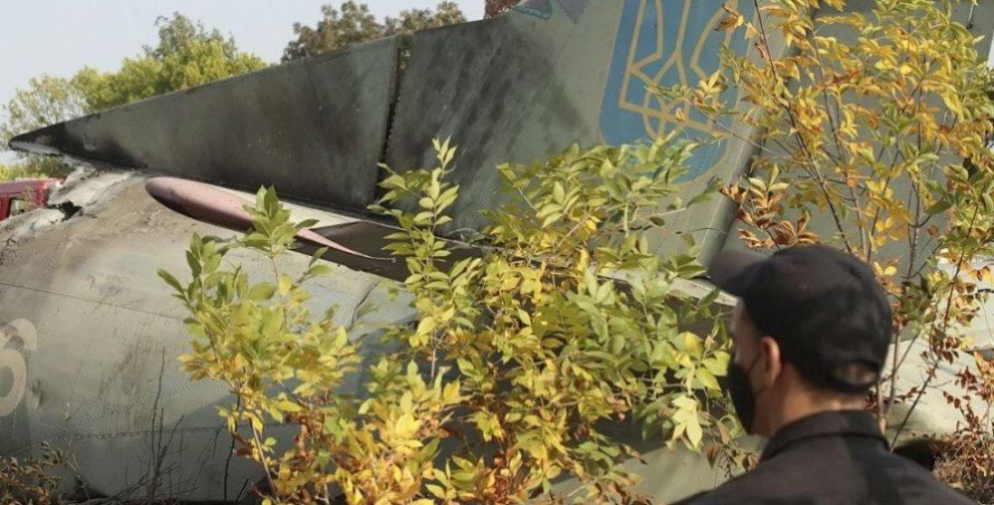 Авіакатастрофа під Харковом: розшифрування «чорних скриньок» очікують до кінця тижня