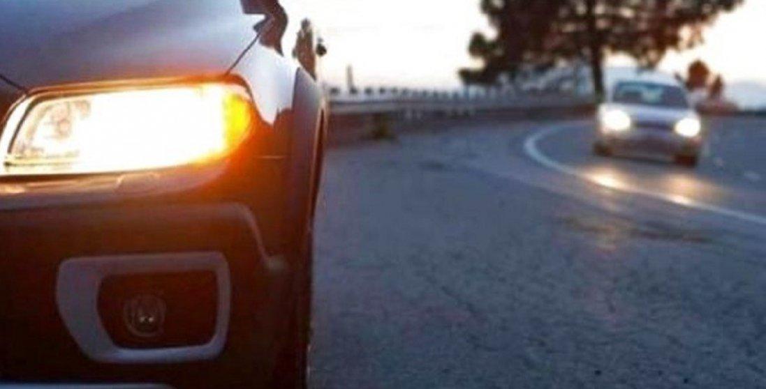 Водіям на замітку: відсьогодні обов'язково вмикати ближнє світло