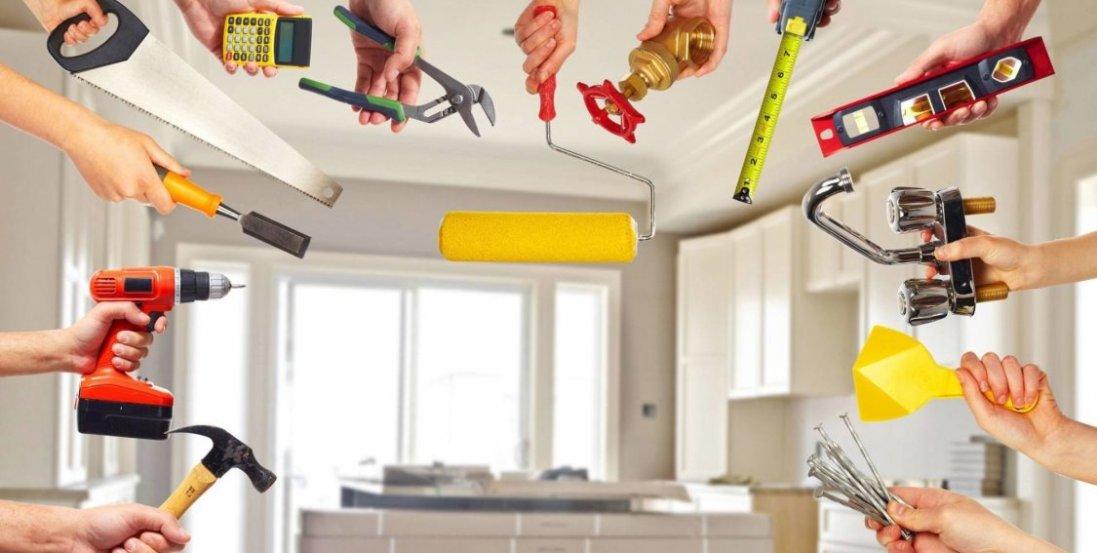Якісний ремонт у Луцьку: будматеріали  для підлоги, стелі, стін, побутова техніка та дерев'яні вироби