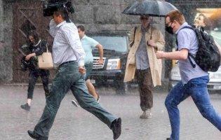 В Україні вирує циклон «Зора»