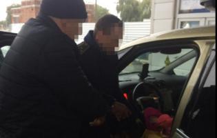Росіянин намагався ввести в Україну зброю під виглядом дитячих іграшок