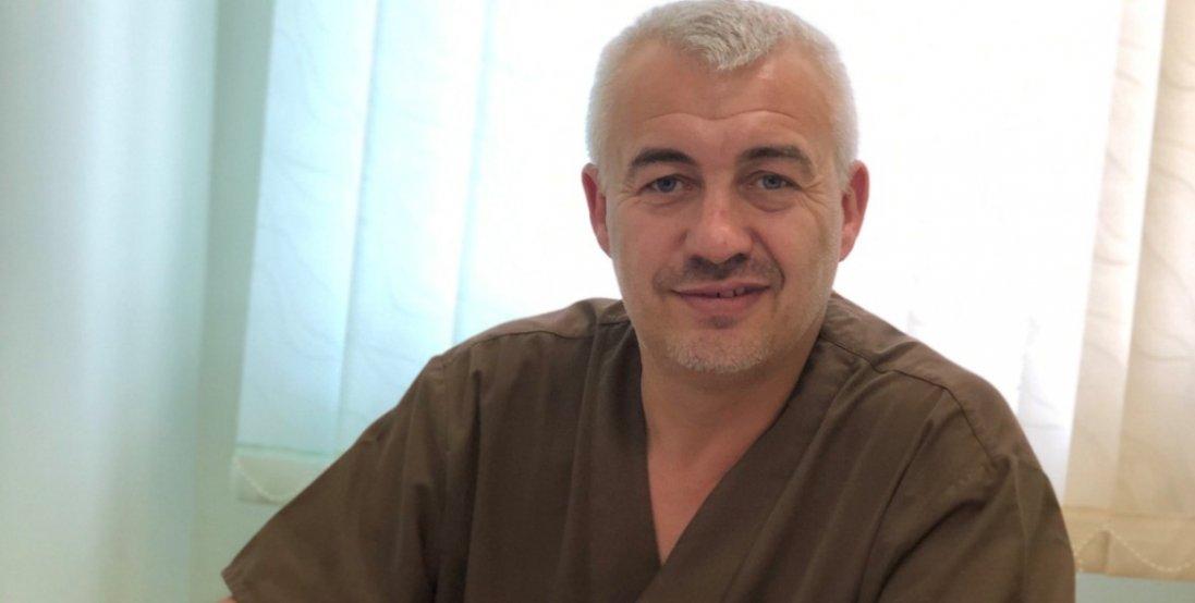Валентин Левчук: «В гінекології немає місця особистісному егоїзму»