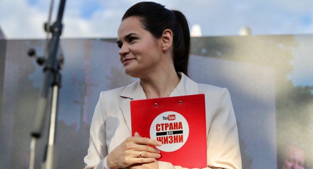 Тіхановську оголосили в розшук у Росії