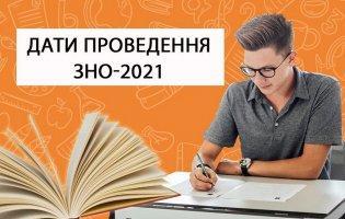 Назвали дати реєстрації та проведення пробного ЗНО-2021