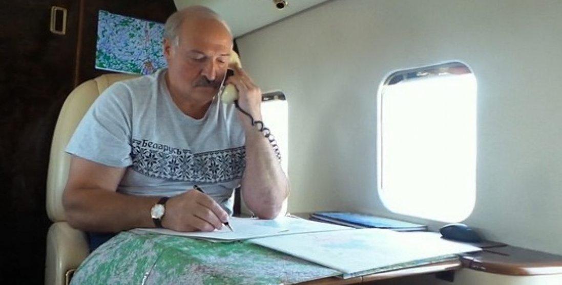 У Німеччині відмовилися обслуговувати літак Лукашенка