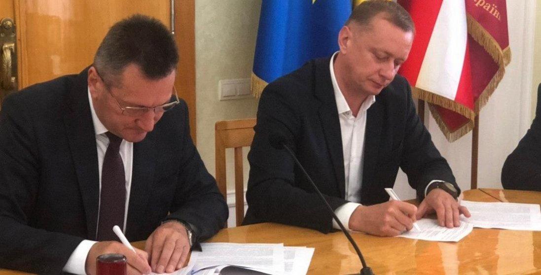 «Волиньгаз» та ВНУ уклали угоду про дуальну освіту