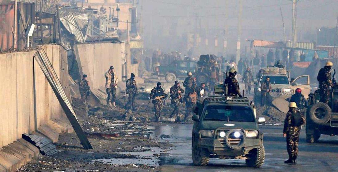 В Афганістані стався новий теракт: 120 осіб поранено