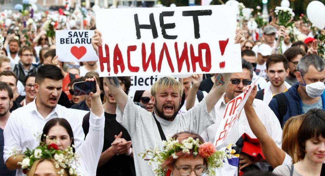 Протести в Білорусі: за добу затримали 280 учасників