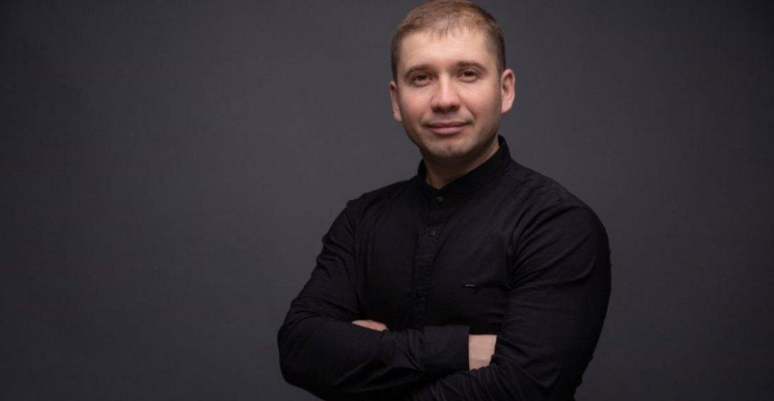 Максим Клим'юк: «Я вірю в нас і в нашу перемогу!»