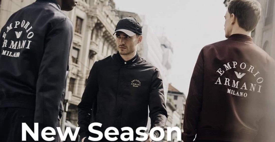 Де купити у Луцьку брендовий чоловічий одяг з Італії: модна продукція в AnSa