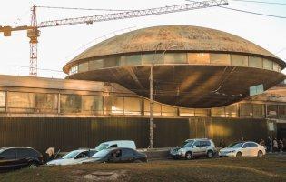 В Україні пам'яткою архітектури стала легендарна «Літаюча тарілка»