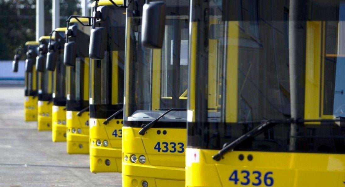 У Луцьку на маршрути №15 вийдуть нові тролейбуси