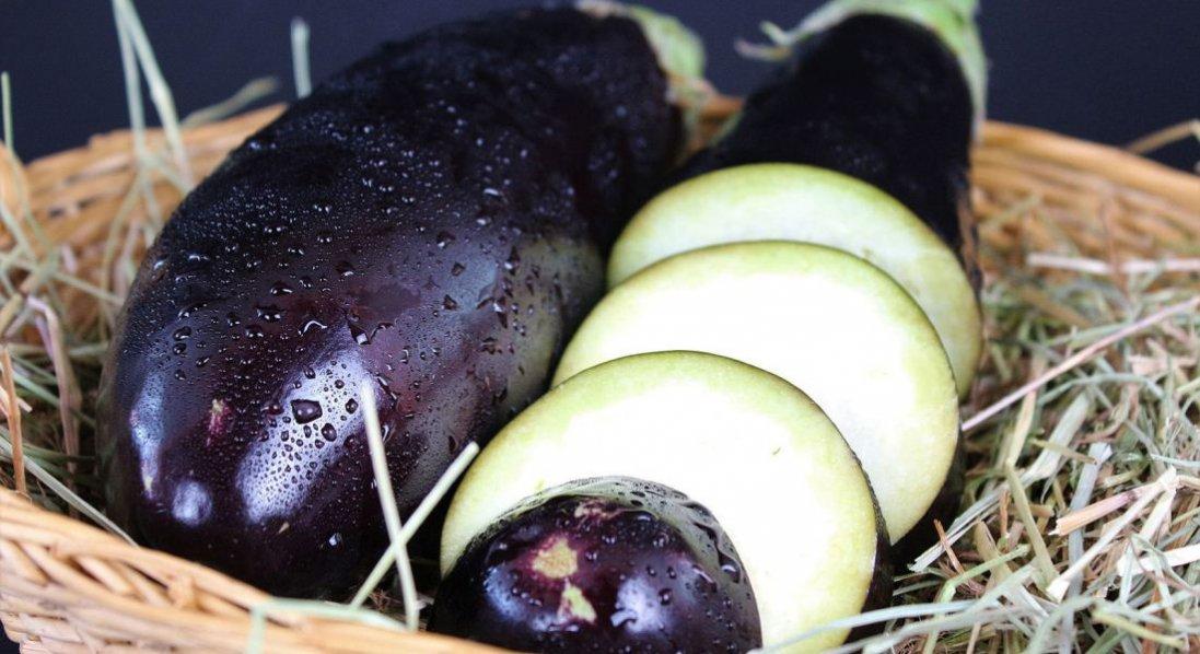 Чому баклажан – овоч довголіття