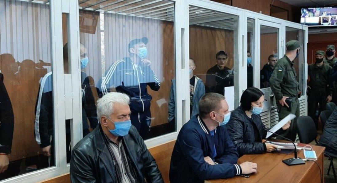 В Одесі семеро ув'язнених порізали вени