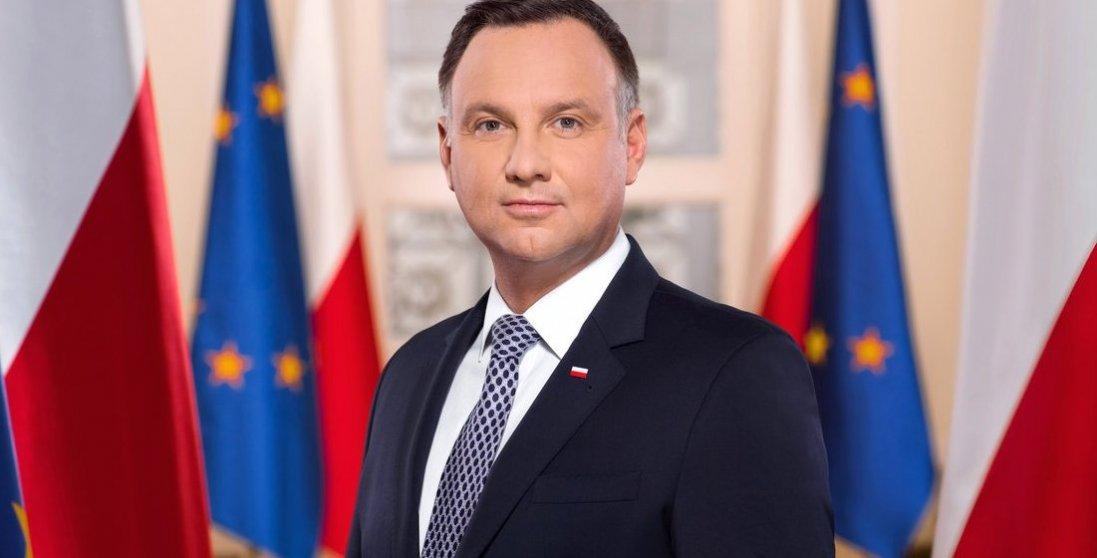 Президент Польщі захворів на коронавірус