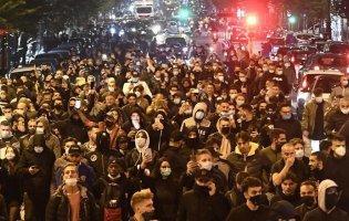 В Італії рестораторів-протестувальників поліція розганяла сльозогінним газом