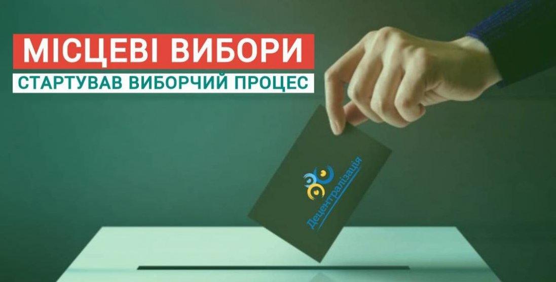 Сьогодні Україна вперше голосуватиме по-новому: що відомо