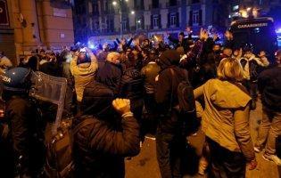 В Італії масово протестують проти карантинних обмежень
