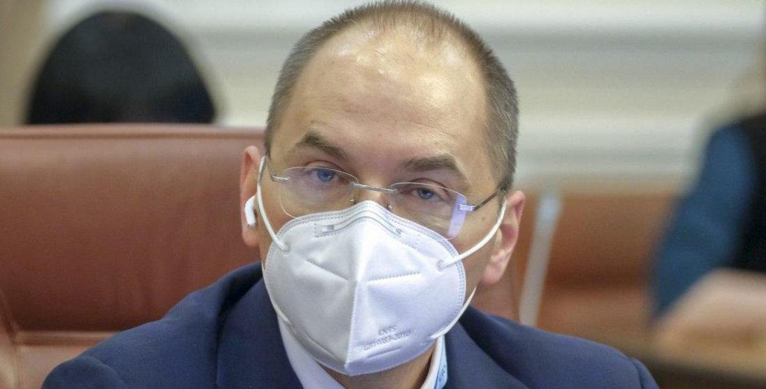 Степанов заявив, що у 30% випадків хворі на коронавірус мають негативний ПЛР-тест