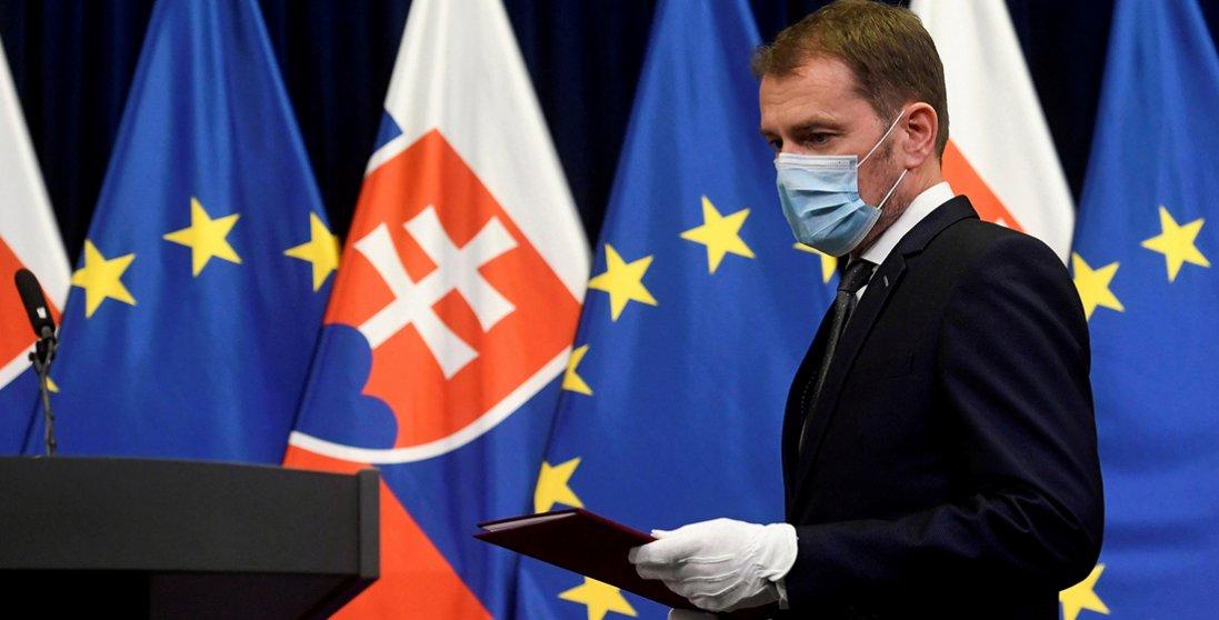 Словаччина планує зробити тести на коронавірус усім дорослим