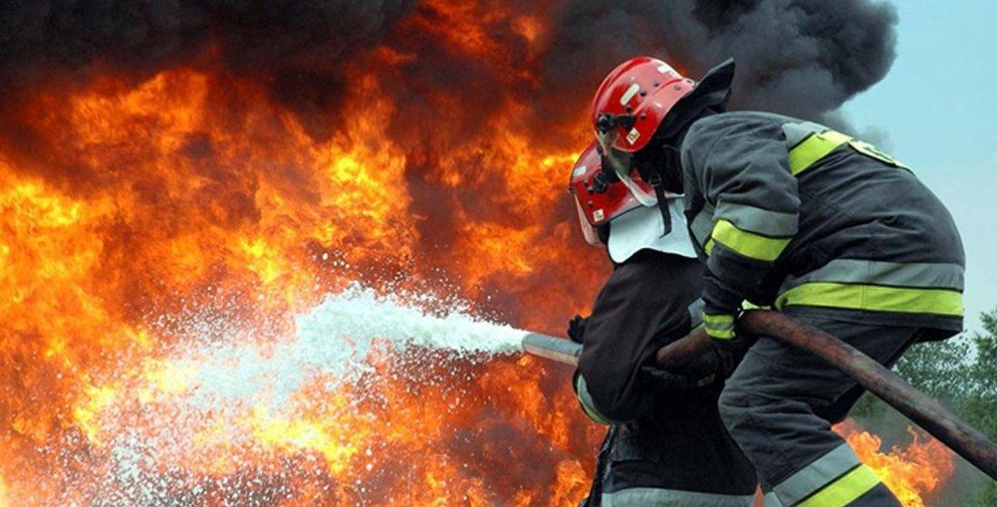 ВОдеській області через пожежу загинули двоє дітей