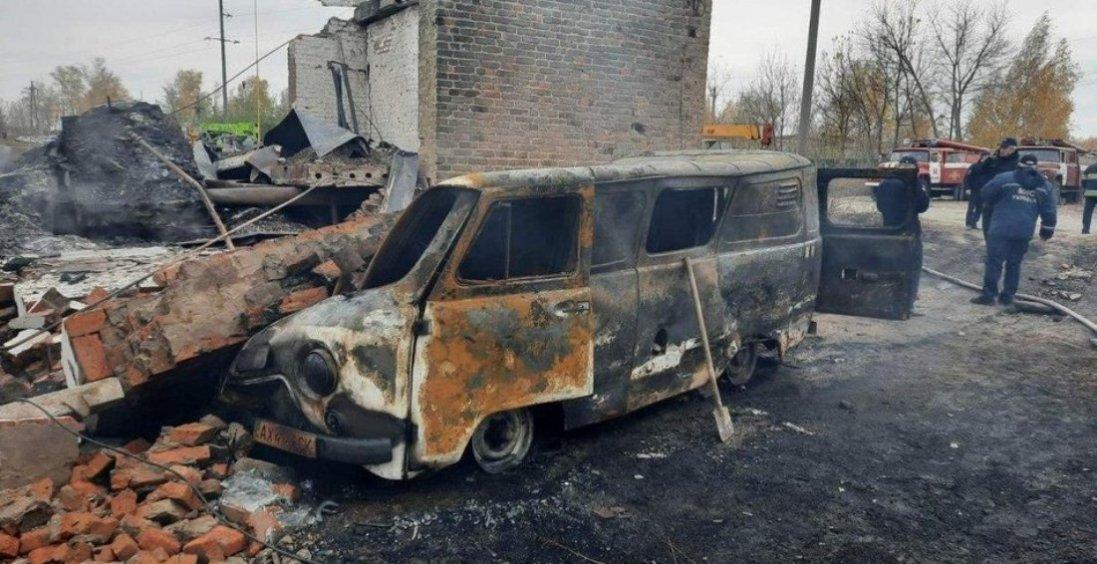 Вибух газу на Харківщині: відомі нові деталі
