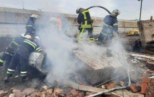 Кількість жертв вибуху на газорозподільній станції під Харковом зросла