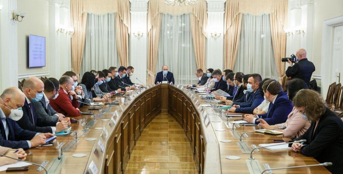 Зеленський скликав термінове засідання РНБО через загрозу нацбезпеці
