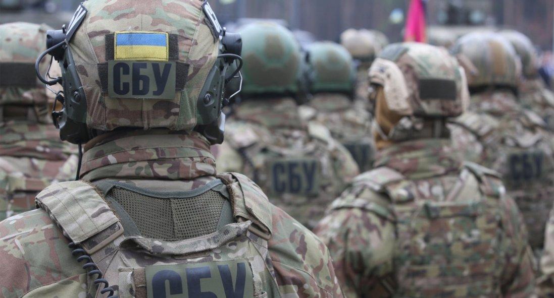 У Києві СБУ спіймала бойовика