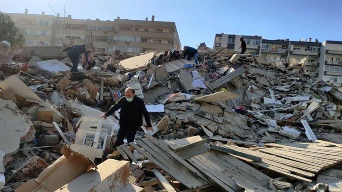 Туреччину сколихнув землетрус: відомо про загиблих та постраждалих