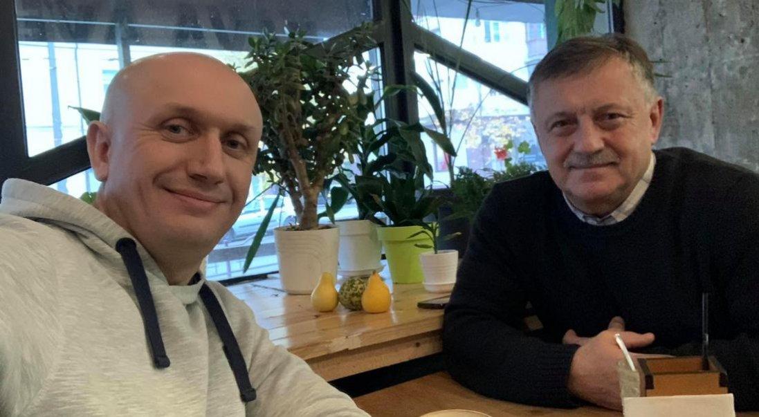 Микола Яручик публічно заявив про підтримку кандидата у мери Луцька Богдана Шиби