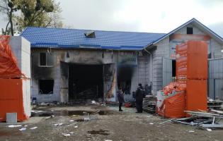 На Київщині стався вибух у магазині: є постраждалі