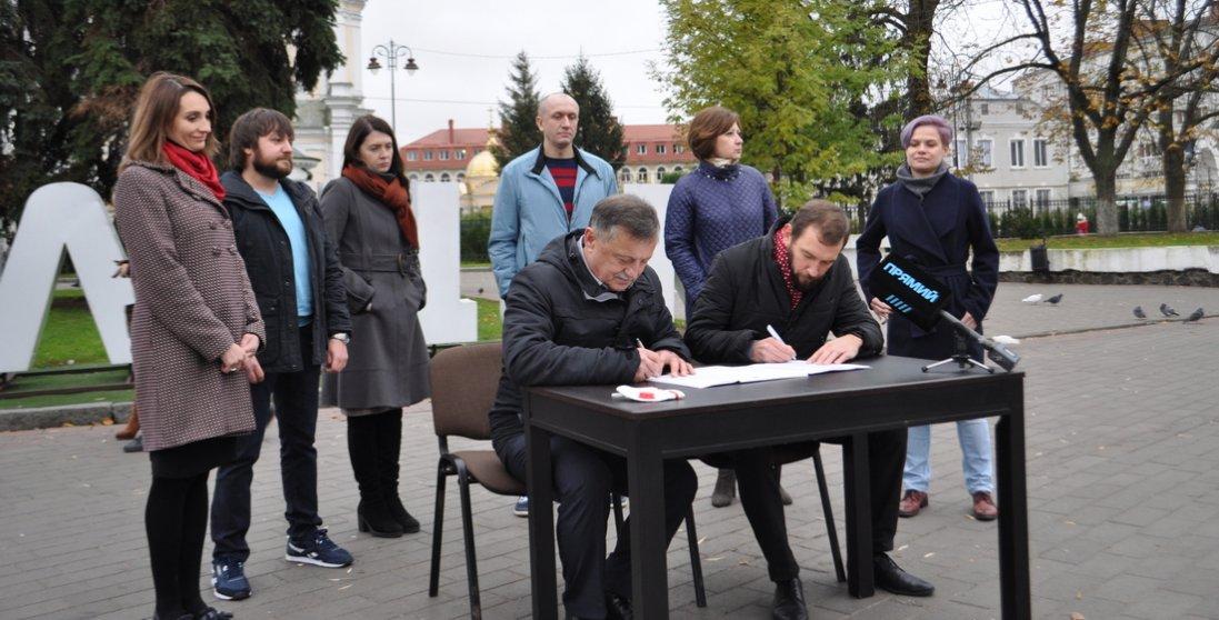 «Європейська Солідарність» публічно заявила про підтримку Шиби у другому турі виборів мера Луцька