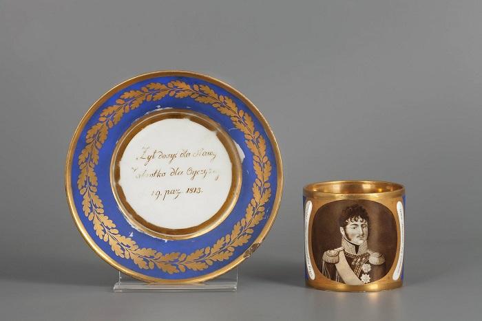 Посуд з Баранівки, 1815-1820 рр.