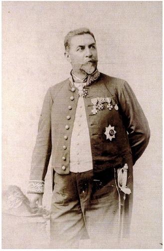 Власник Микола Грипарі, 1900 р.