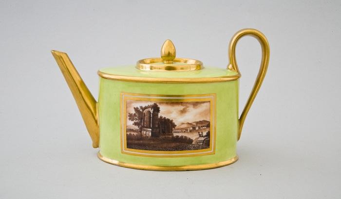 Посуд з Баранівки, 1805-1825 рр.
