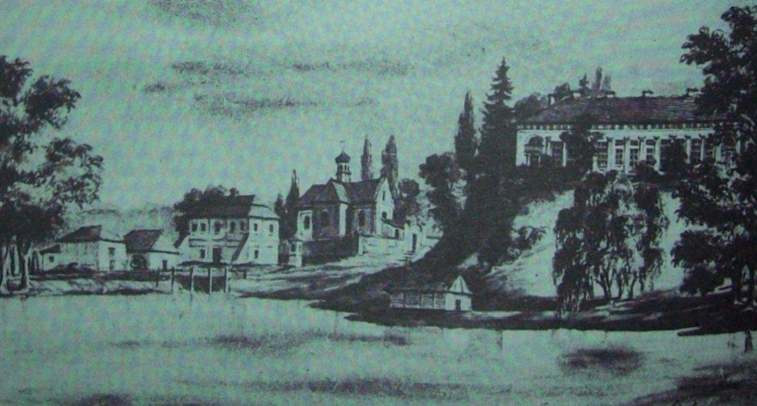 Історія волинського палацу в селі Селець