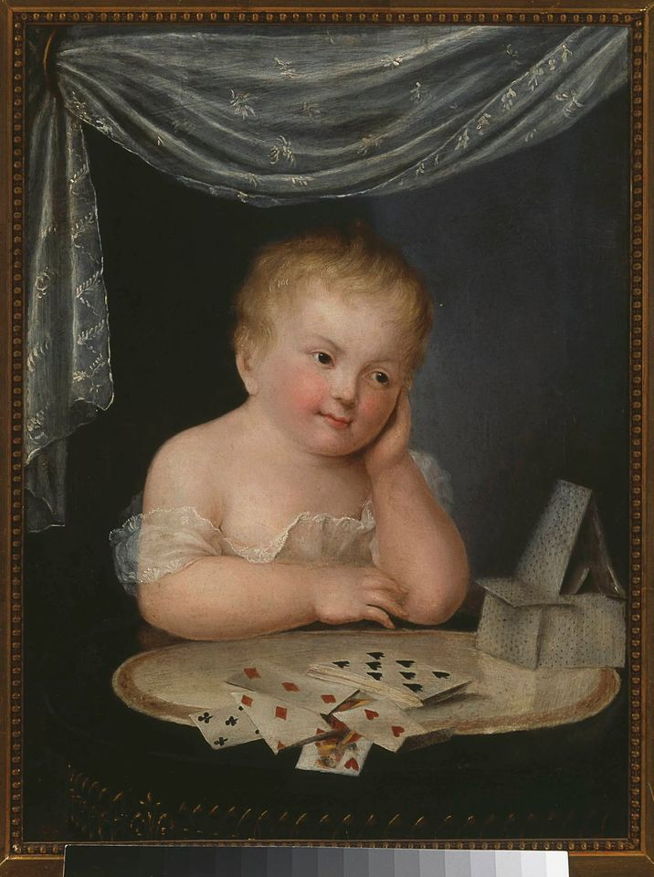 .Портрет Сигізмунда Красинського, автор Беата Чацька, 1814 р.